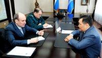 Правительство Тувы и Сибирская таможня «сверили» часы