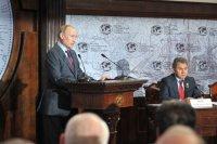 Владимир Путин: «Нас всех тянет в Туву»