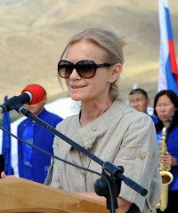 Наталья Соловьева: «Тува – родина скифов»