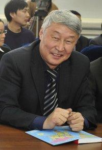 Спикер парламента Тувы выехал в Чечню