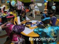 В Туве определили лучших мастериц-школьниц