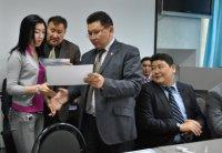 В Туве отметили молодых юристов-наблюдателей на президентских выборах
