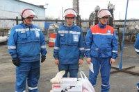 Команда энергетиков из Сарыг-Сепа в третий раз признана лучшей в Туве
