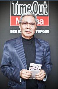 Тувинский режиссер отработал в составе жюри театрального фестиваля «Золотая маска»