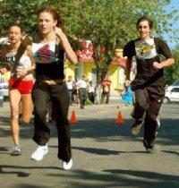 Легкоатлеты Тувы открыли летний сезон первомайским забегом