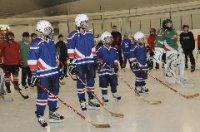 В первом ледовом катке Тувы в сентябре начнут работу тренеры по фигурному катанию и шорт-треку