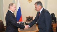 Владимир Путин: «Вас по праву считают одним из наиболее авторитетных государственных деятелей страны»