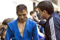 Тувинский спортсмен Альберт Монгуш завоевал «золото» на чемпионате Европы по самбо