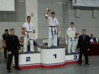 Юниор из Тувы завоевал бронзу на российском первенстве по каратэ