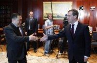 Дмитрий Медведев намерен лично участвовать в юбилейных мероприятиях в Туве