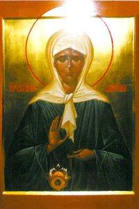Икона с частицей блаженной Матроны Московской пробудет в Туве до 3 июня
