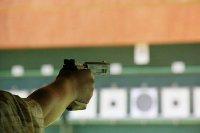 В прокуратуре Тувы прошли учебные стрельбы из пистолета Макарова