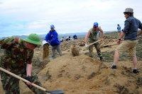 Волонтеры из 10 зарубежных стран будут искать сокровища скифов в Туве