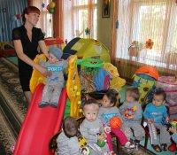 Энергетики Тувы побывали в День защиты детей в подшефном Доме ребенка