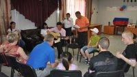 В День России тувинские единороссы побывали в гостях у трудных подростков