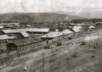 В 1952 году Кызыл будил фабричный гудок