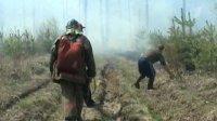 В Туве сохраняется самый высокий – пятый класс пожарной опасности