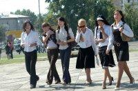 В столице Тувы выпускные балы начнутся с праздничного шествия