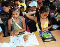 Энергетики выпустили для дошкольников Тувы раскраски «В стране безопасного электричества»