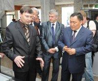 Цифровое телевидение в Туве: DVB-T2 уже в эфире