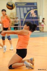 Волейболисты Дзун-Хемчика вырвали победу в Чемпионате Тувы