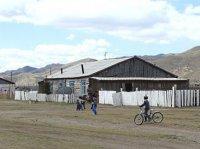 Село Качык (Тува). Как в раю…