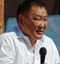 Сегодня исполняется 46 лет главе Республики Тыва Шолбану Кара-оолу