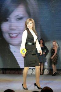 Подполковник полиции Лада Оюн представит Россию на международном конкурсе «Миссис International 2012» в Чикаго