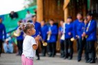 Открытие ХIV-го фестиваля живой музыки «Устуу-Хурээ» собрало более 10 тысяч человек