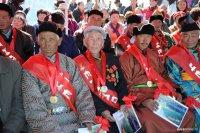 По количеству «чабанов-тысячников» в лидеры в Туве вышел приграничный Эрзинский кожуун
