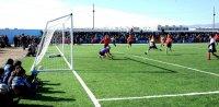В Туве еще одним футбольным полем с искусственным покрытием станет больше