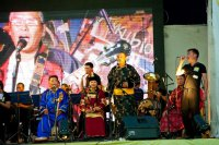 Устуу-Хурээ: фестиваль продолжается