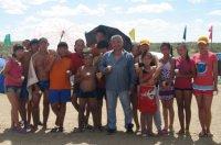 120 детей отдохнуло в палаточном лагере на берегу Торе-Холя (Тува)