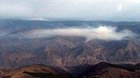 Количество лесных пожаров в Туве сократилось вдвое