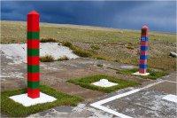 Тувинские пограничники принимают пополнение