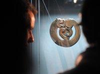 Серебряная монета «Алдын Тыва» (Золотая Тува) изготовлена по заказу Сбербанка
