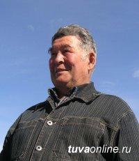 В Туве простились с ветераном угольной промышленности Николаем Кудачиным