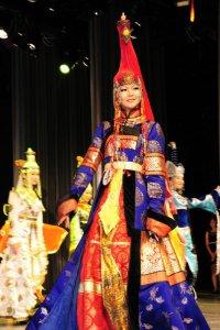 Корону международного конкурса красоты «Мисс Центр Азии» завоевала Чечена Кыргыс