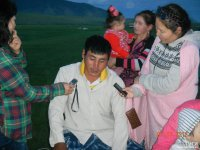 Экспедиция тувинских ученых побывала у этнических тувинцев Монголии