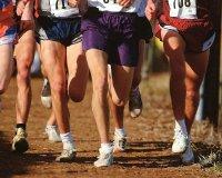Три бегуна из Тувы стали победителями чемпионата Красноярского края в марафонском беге