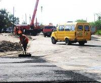 В Туве в три раза увеличены субсидии муниципалитетам на дорожные работы