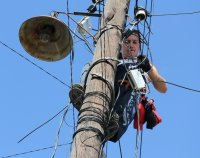 Энергетики Тувы в рамках ремонтной кампании устанавливают приборы учета