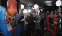На Кызылской ТЭЦ будут установлены генераторы, сокращающие потери тепла