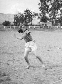 1935 год. Легкоатлетические рекорды Тувы на соревнованиях в госхозе им. Тока