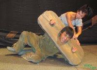 В Туве восстановили легендарный спектакль об игиле и покажут его зрителям в Грозном