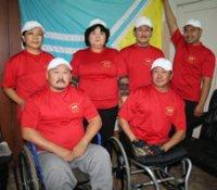 Тувинские спортсмены-колясочники выехали на фестиваль в Сочи