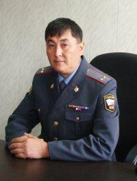 Полицию Кызыла возглавил Тимур Куулар