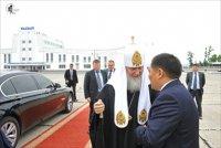 В Туве год назад образована Кызыльская епархия