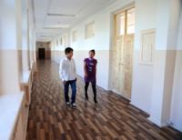 В столице Тувы завершили капитальный ремонт школы-интерната, серьезно пострадавшей от землетрясений