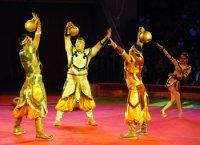 После гастролей в Туве артисты из Китая выступят в Москве